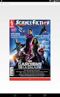 Science Fiction Magazine- screenshot thumbnail