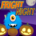 Fright Night Halloween icon