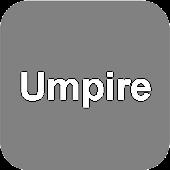 Umpire 野球 審判 カウンター