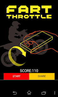 Fart Throttle- screenshot thumbnail