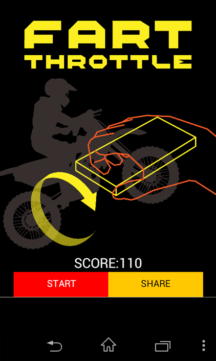 Fart Throttle- screenshot