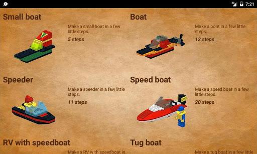 Boats in Bricks