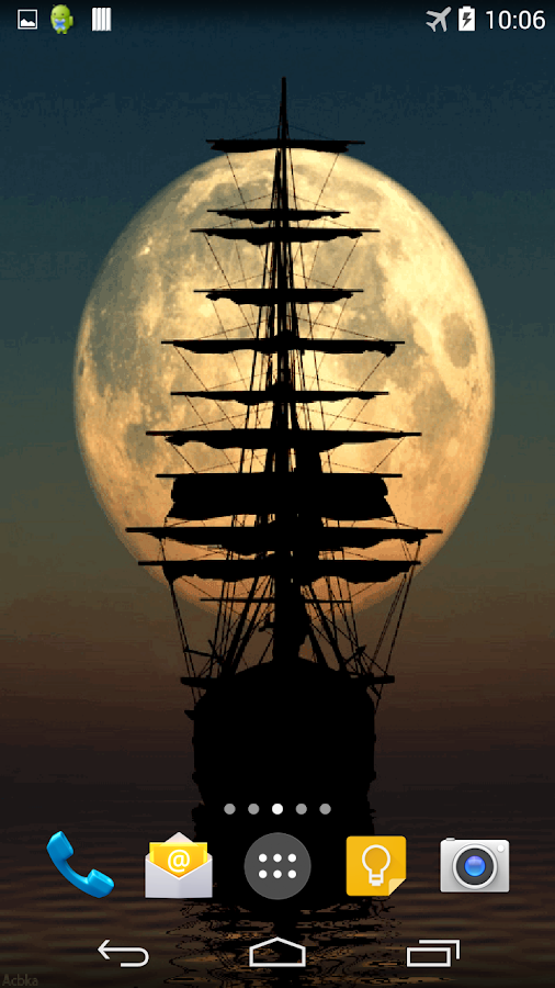 Ghost Pirate Ship Wallpaper Pirate Ship Live Wallpaper