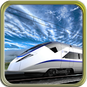 Puzzi puzzles trains in HD