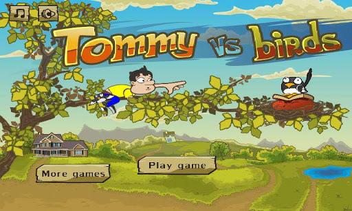Tommy-VS-birds