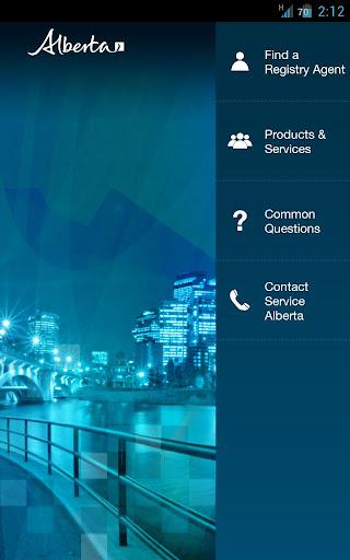 Alberta Registry Services