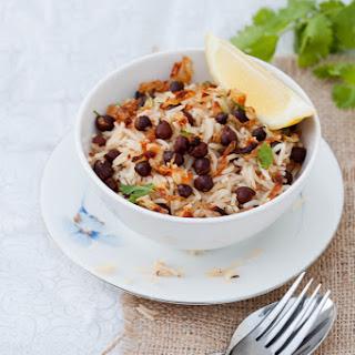 Brown Chickpeas Pulao – Cholar Polau (ছোলার পোলাও)