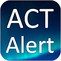 Canberra, ACT Alert icon