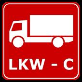 Führerschein LKW C 2015