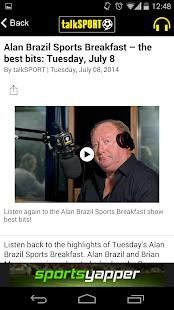 talkSPORT - screenshot thumbnail