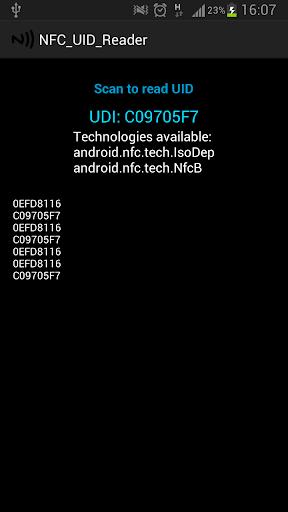 玩免費商業APP|下載NFC card UID reader app不用錢|硬是要APP