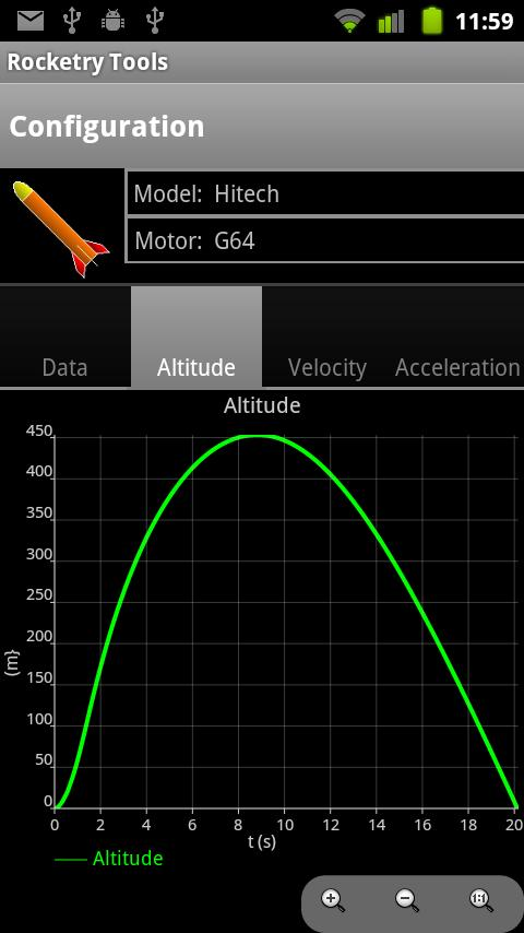 Rocketry Tools- screenshot