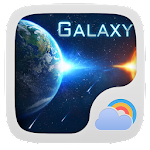 Galaxy Theme GO Weather EX 1.4 Apk