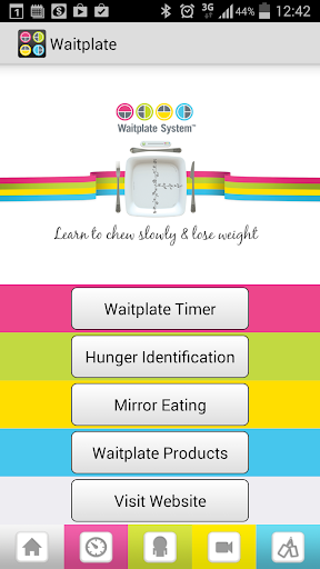 The Waitplate System