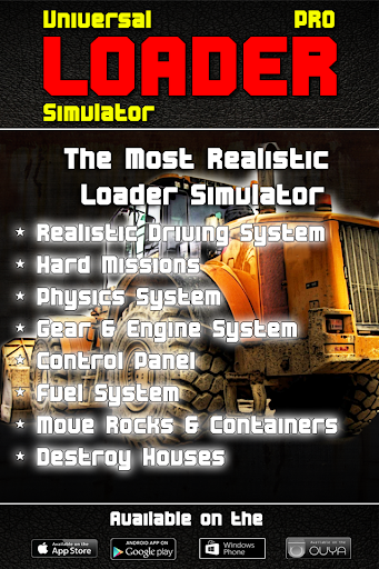 Loader Simulator PRO - ADV