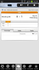 betscores®  live scores & odds Screenshot 6