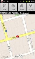 Screenshot of Car Compass Pro