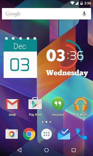 Clockender