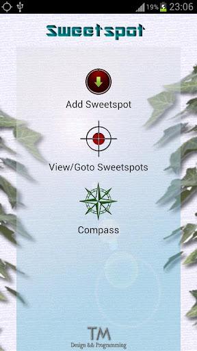 Sweetspot Pro - incl. Compass