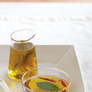 Infused Olive Oil.
