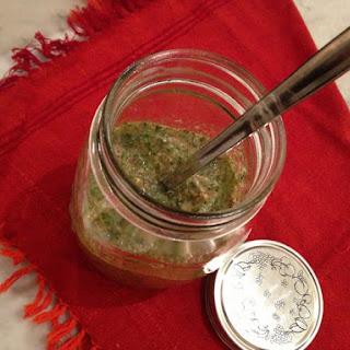 Mint Chutney In Vinegar