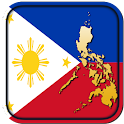 Map of Philippines icon