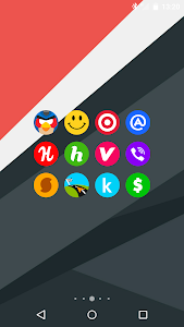 Goolors Circle - icon pack screenshot 15