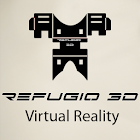Refugio 3D Space Station icon