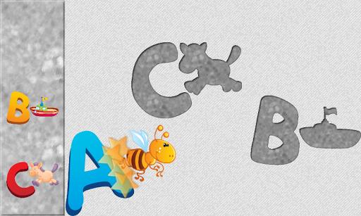 玩免費教育APP|下載西班牙語字母的幼兒和兒童拼圖 ! app不用錢|硬是要APP