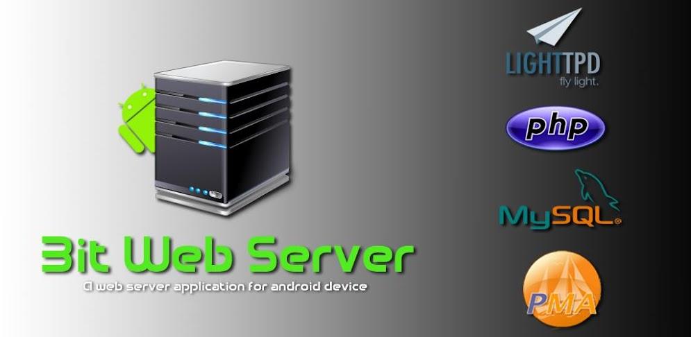 Bit Web Server (PHP,MySQL,PMA) APK v