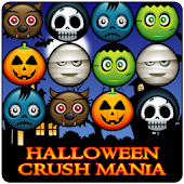 Halloween Crush Mania