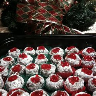 Cherry Rum Balls