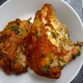 Mojo Verde Chicken