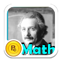 Brain Math Game mobile app icon