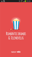 Screenshot of Asian Drama and Telenovela