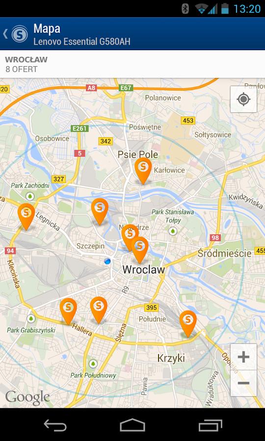 Skapiec.pl - screenshot