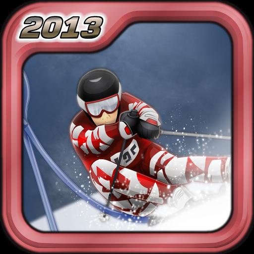 スキー&スノーボード2013 體育競技 App LOGO-APP試玩