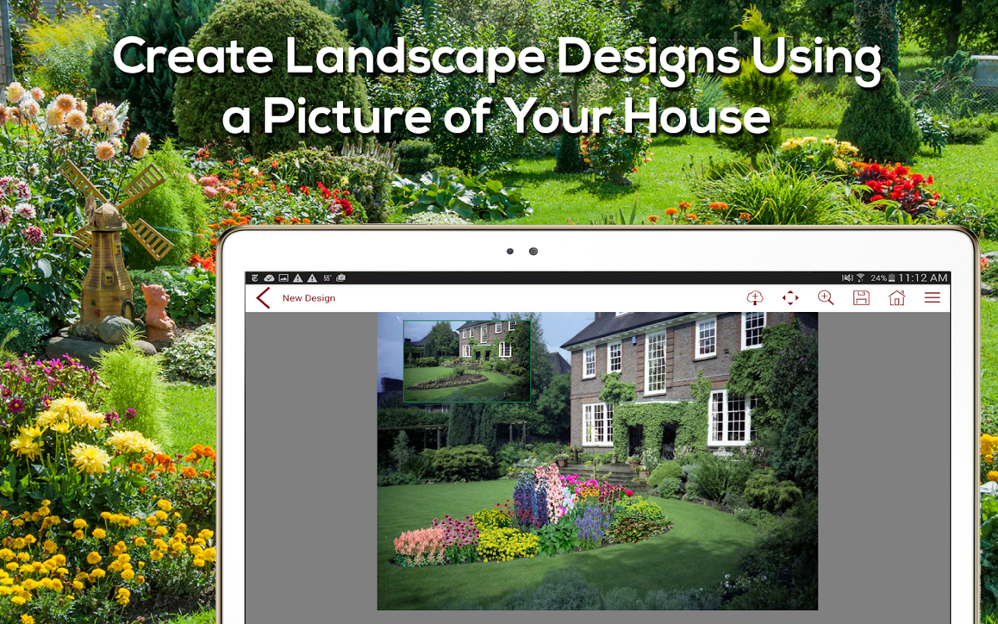 pro landscape home android apps on google play