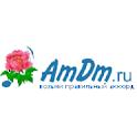 AmDm Donate logo
