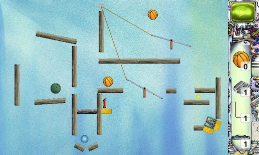 Clever Contraptions lite Screenshot 1