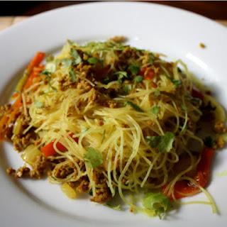 Curried-Pork Noodles