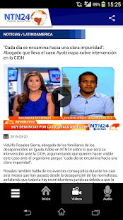 NTN24 Mundo- screenshot thumbnail