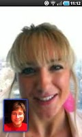 Screenshot of Seen: Video calls for Facebook