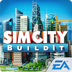 Android – SimCity BuildIt