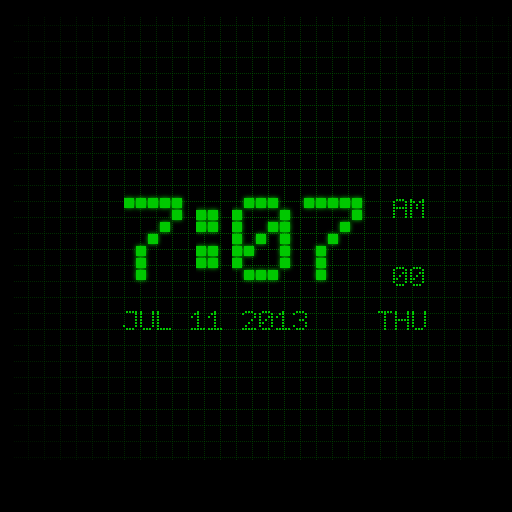Alarm Digital Clock-7 app (apk) free download for Android/PC