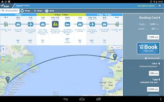 Screenshot of KDS Mobile