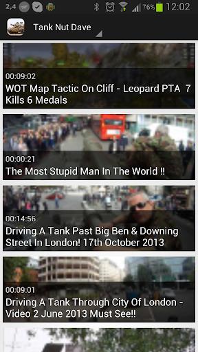 Tank Video