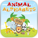 Animal Alphabets ABC Poem Kids icon