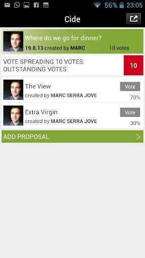 玩社交App WeDecide  Virtual Parliament免費 APP試玩