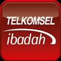 Telkomsel Ibadah icon